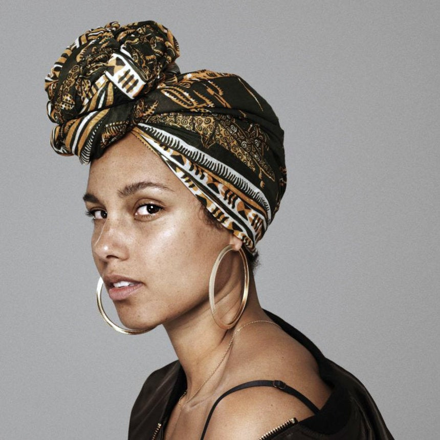 "EXCLUSIVE: Alicia Keys Gets ""Back To Life"" With Inspirational Song For Queen Of Katwe"