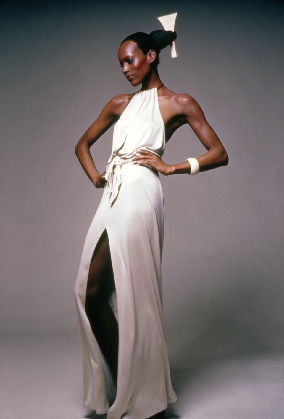 #TBT: Recreate Iconic Model Naomi Sims' Modern and Marvelous Maxi Dress Look