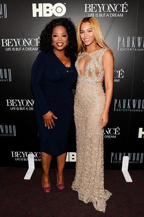 Oprah and Beyoncé Land on 'America's Richest Self-Made' Women List