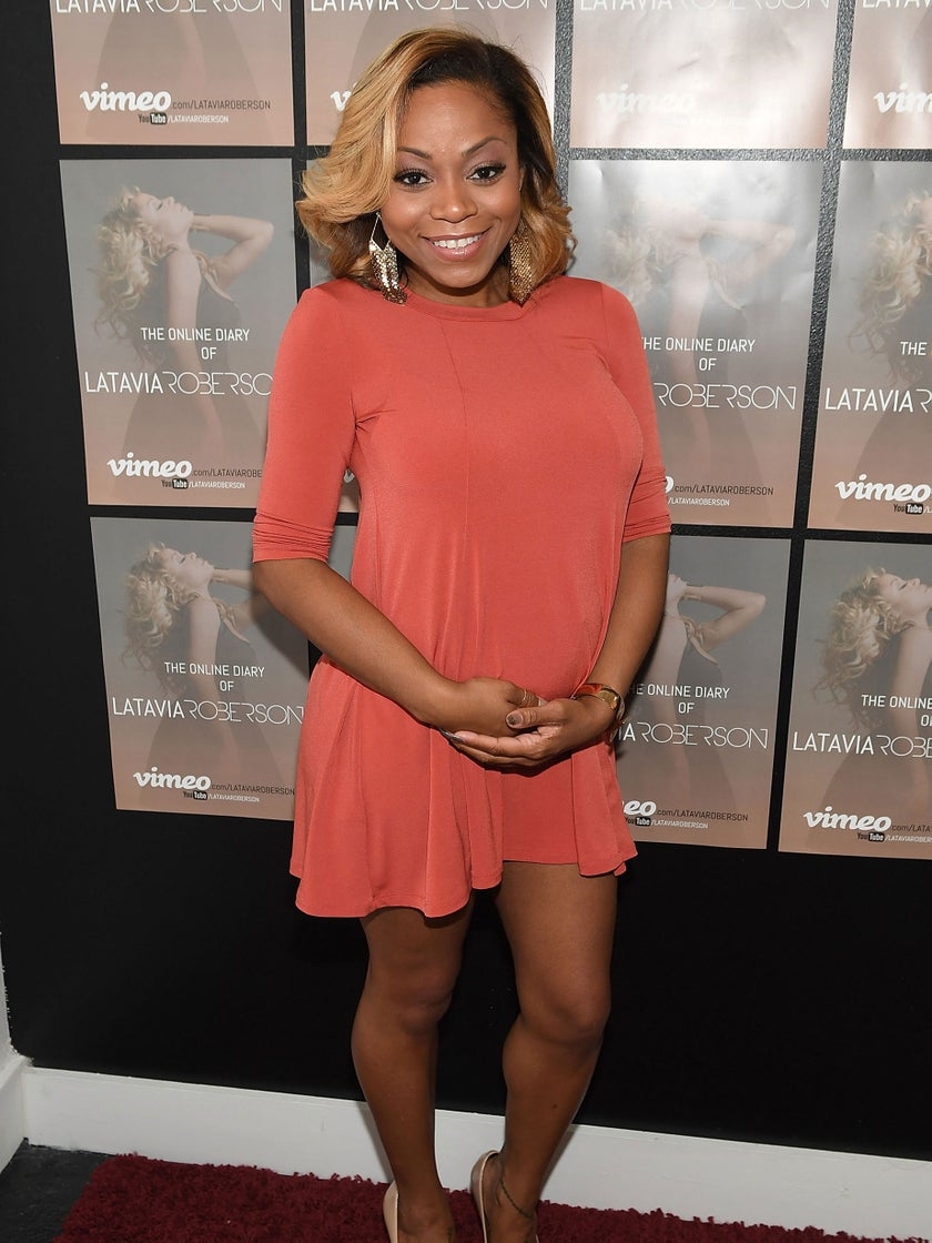 R&B Songstress LaTavia Roberson Expecting Baby #2