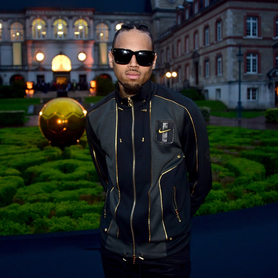 Former Manager Sues Chris Brown for Assault
