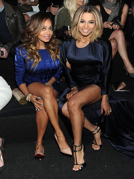 LaLa Defends Best Friend Ciara's Relationship PDA on 'The View'