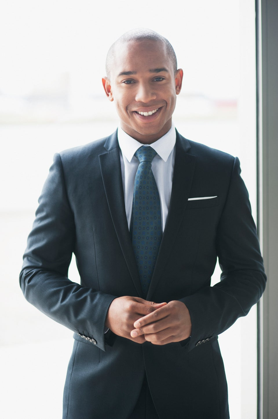 Here's What It's Like to Be a Black Man in Corporate America
