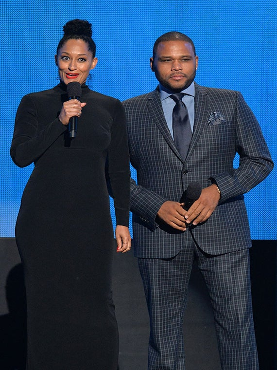 Back at it Again! Tracee Ellis Ross and Anthony Anderson to Host the 2016 BET Awards