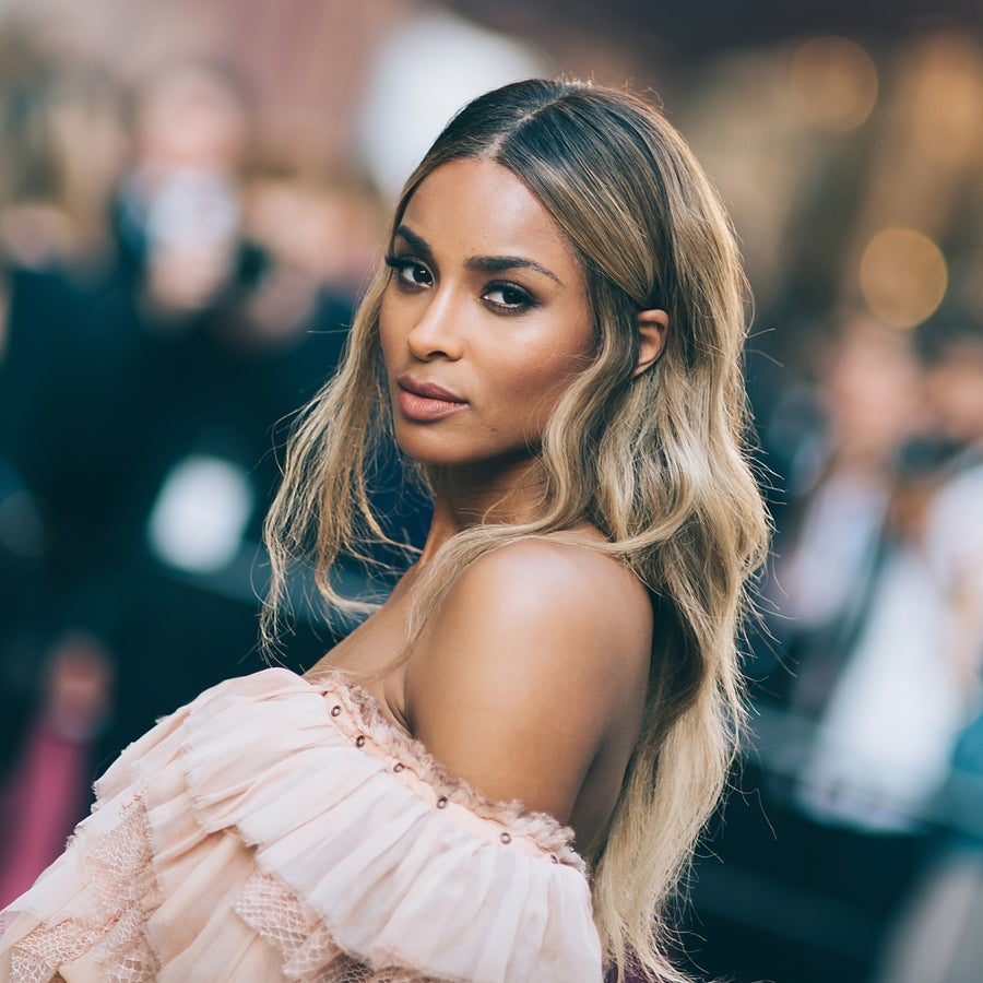 Bride-to-Be Ciara Looks Forward to Creating Her Own Wedding Dress