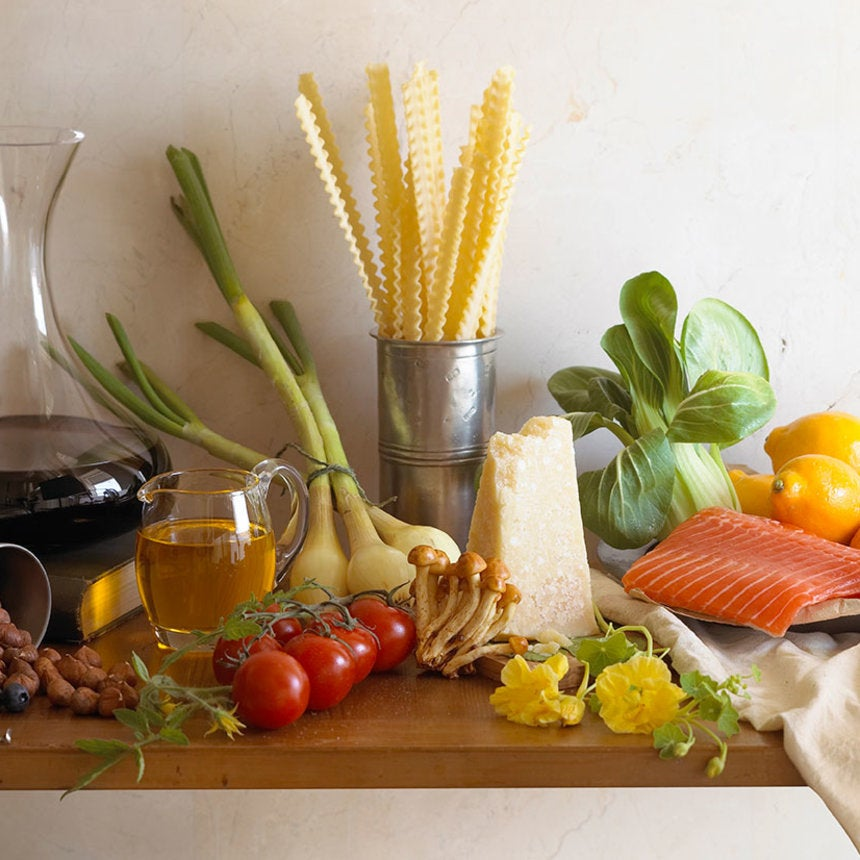 Study Finds Mediterranean Diet Could Help Curtail Return of Cancer