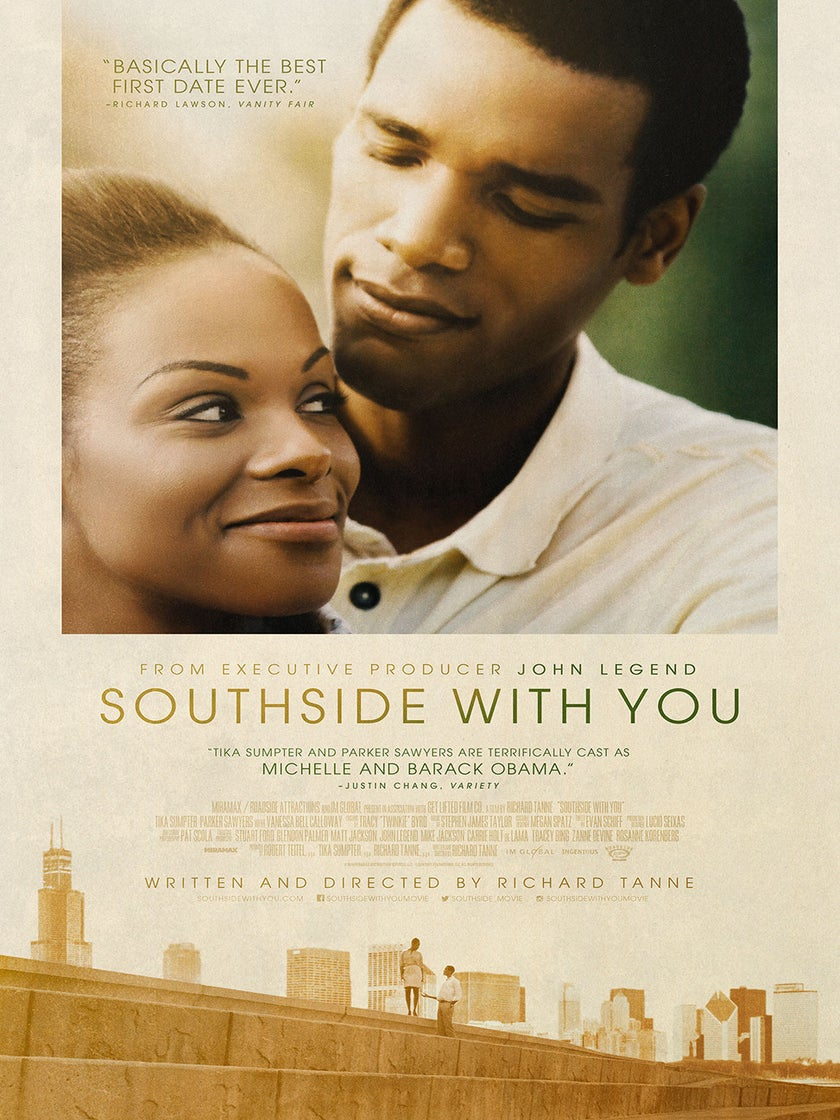 The Movie Poster for 'Southside With You' is Here!