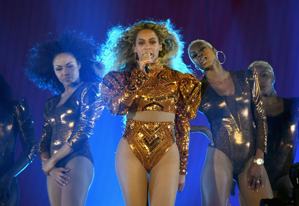 Beyoncé Shares Behind-The-Scenes Video About Her 'Formation' Tour Fashion