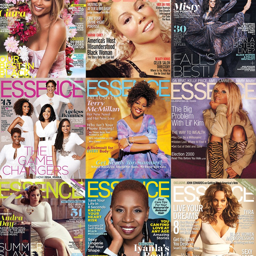 Throwback Thursday: ESSENCE Festival 2016 Artists' Past ESSENCE Covers