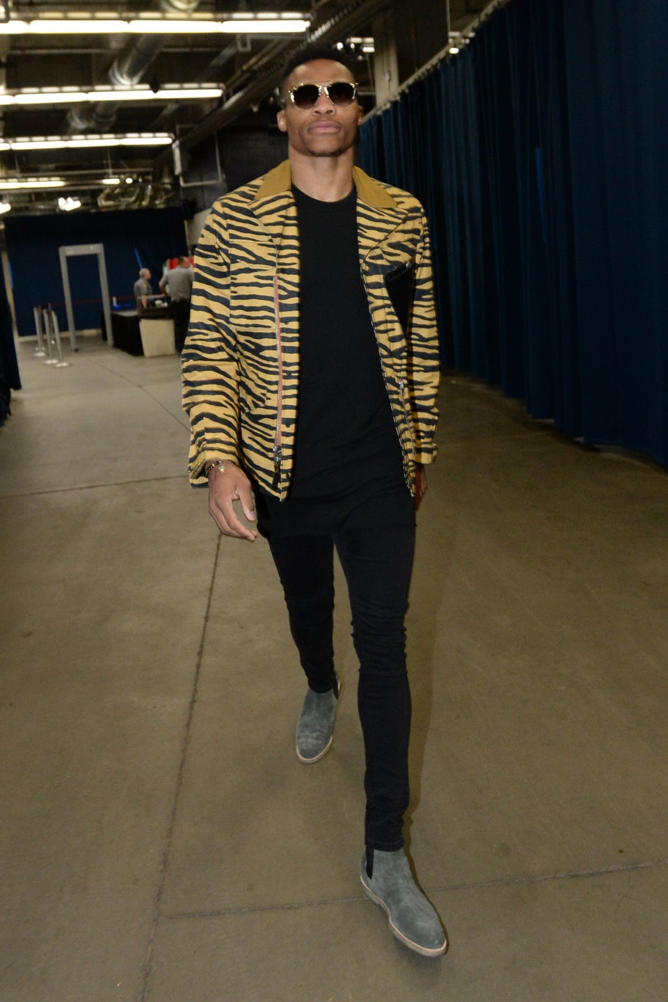 A Look At NBA Player Game Day Fashion