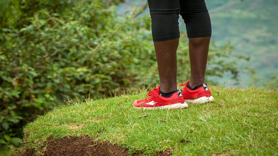 Kickstarter Gold: Kenyan Woman on Track to Create Country's First Running Shoe