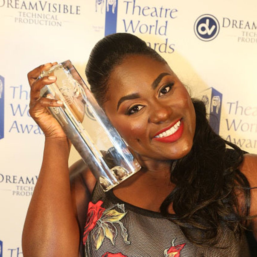 Danielle Brooks On Juggling It All And The 'Sassy Black Woman' Stereotype