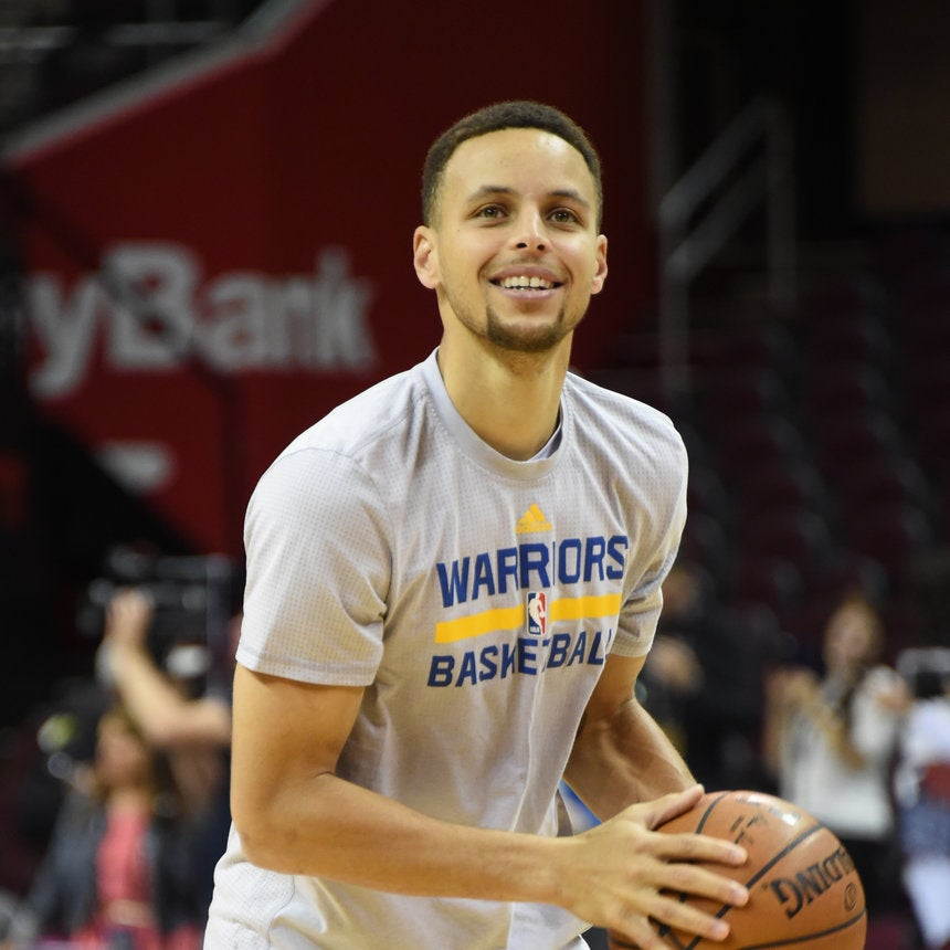 Stephen Curry Responds to Jokes About his New Under Armour Shoe Collaboration