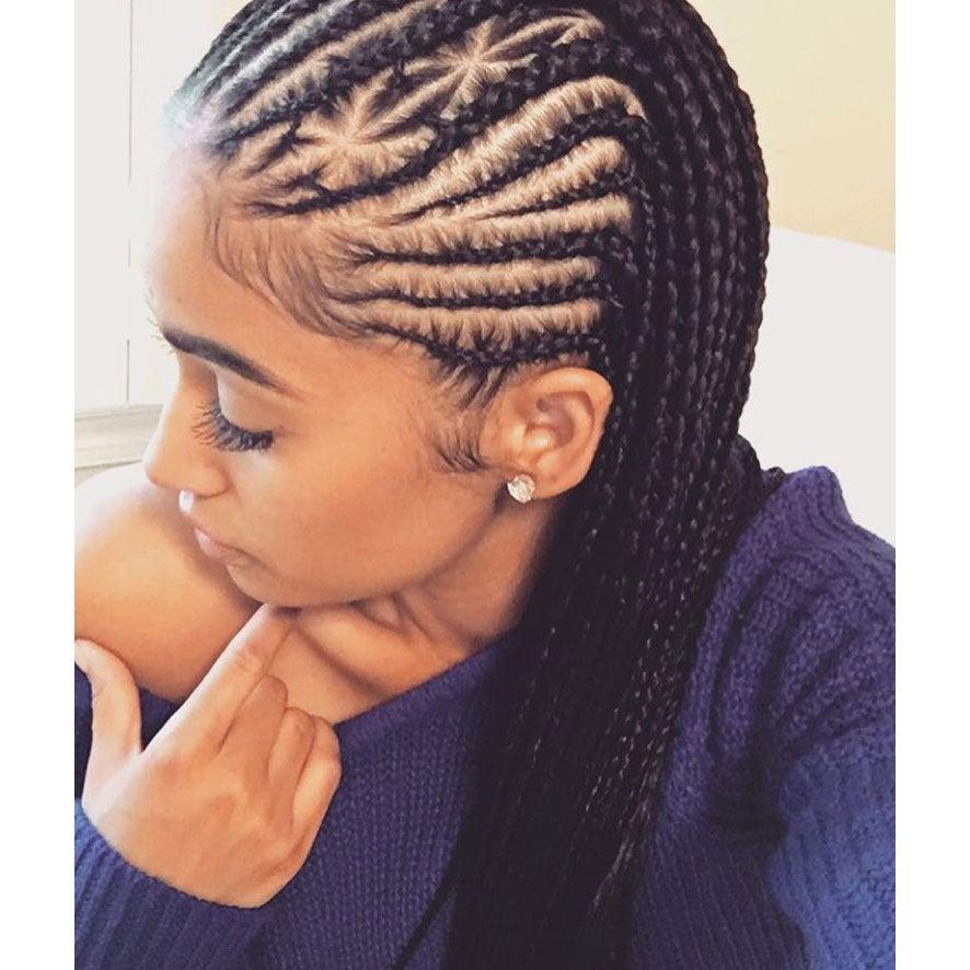 Summer Cornrows Hairstyles