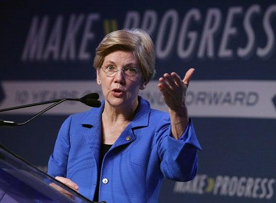 Senator Elizabeth Warren Calls Donald Trump A 'Thin-Skinned, Racist Bully'