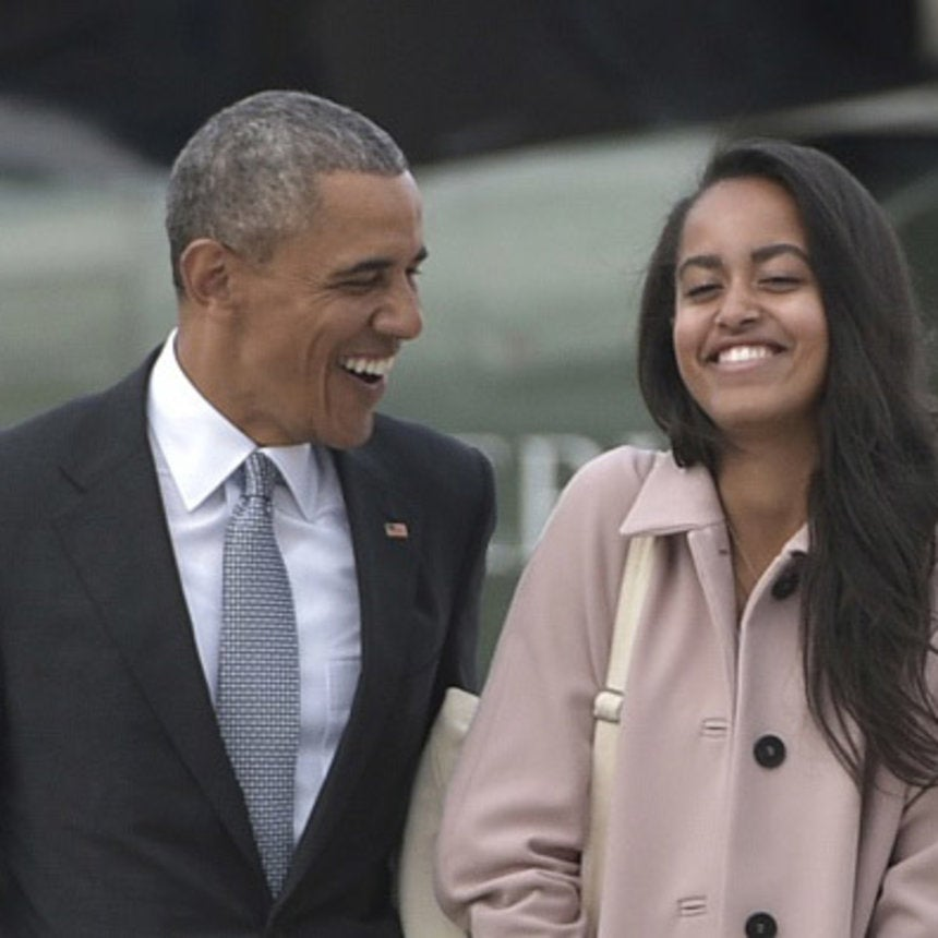 Harvard-Bound Malia Obama Is Readyto Fly the Nest –but Michelle Insists 'She's Still a Baby'