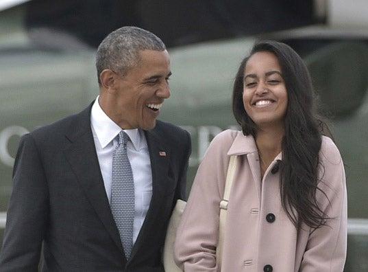 Malia Obama Lands Another Big Hollywood Internship For The Summer