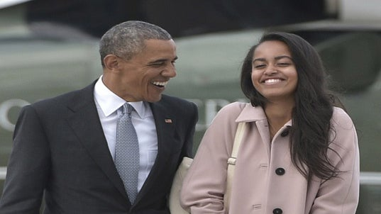 Malia Obama Lands Another Big Hollywood Internship For The Summer