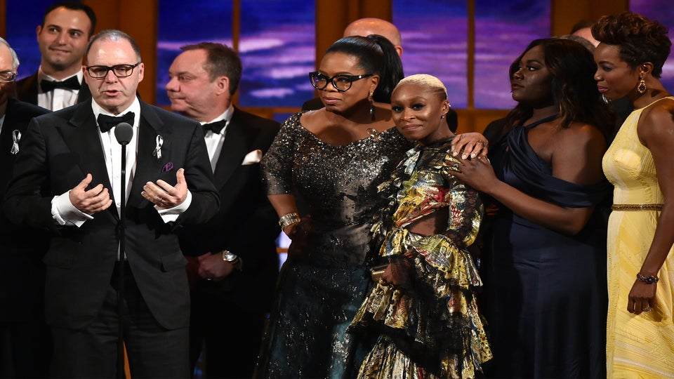 'The Color Purple' Wins Tony Award for Best Revival of a Musical