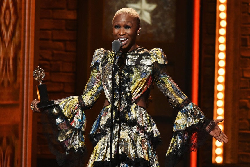 Cynthia Erivo Snags Tony for Best Leading Actress in a Musical