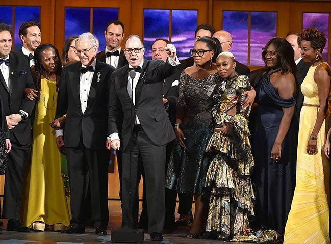 Black Actors Won Big at Last Night's Tony Awards