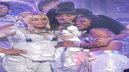 Zoe Saldana Reenacts TLC's 'No Scrubs' on 'Lip Sync Battle'