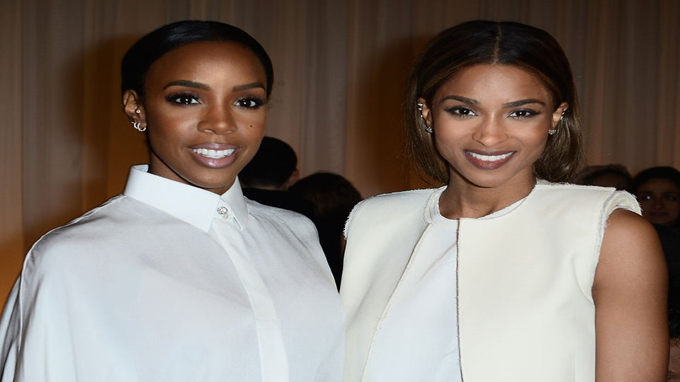 #SquadGoals: Ciara, Kelly Rowland and Serena Williams Show Off Their Dance Moves on SnapChat
