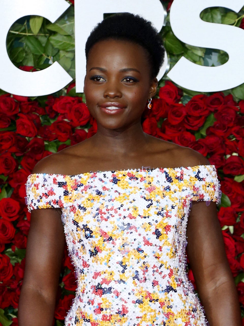 Lupita Nyong'o's Teeny Weeny Afro is This Summer's Best and Most Elegant Look