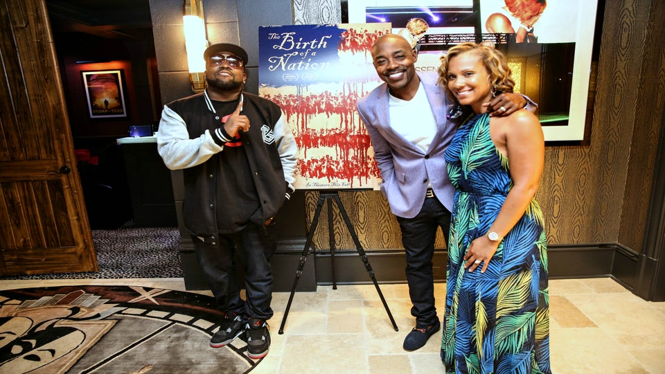 Will Packer Hosts Star-Studded Screening of Nate Parker's 'Birth of a Nation'