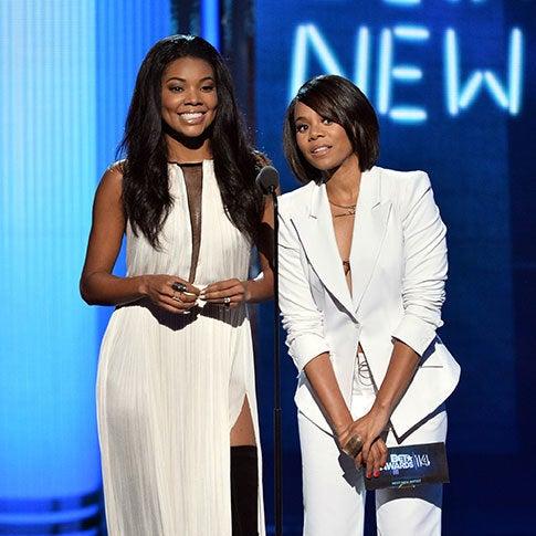 Gabrielle Union, Tinashe, Fantasia and Regina Hall to Present at BET Awards