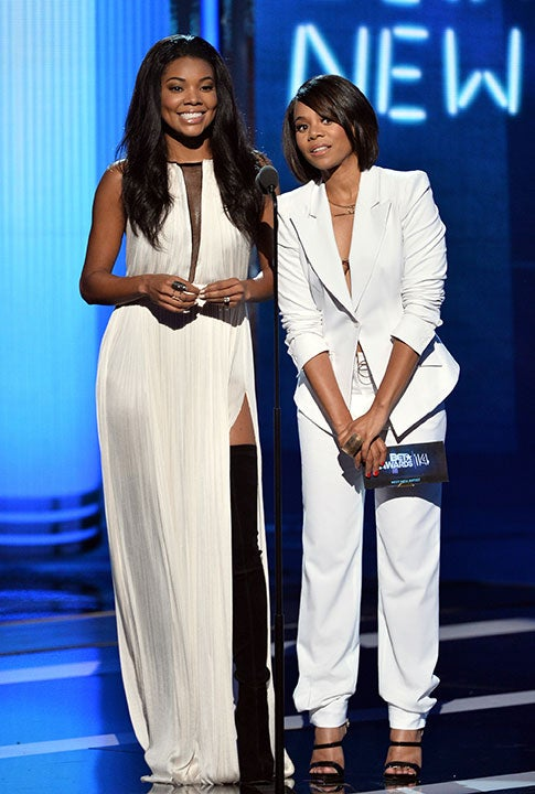 Gabrielle Union, Tinashe, Fantasia and Regina Hall to Present at BET Awards
