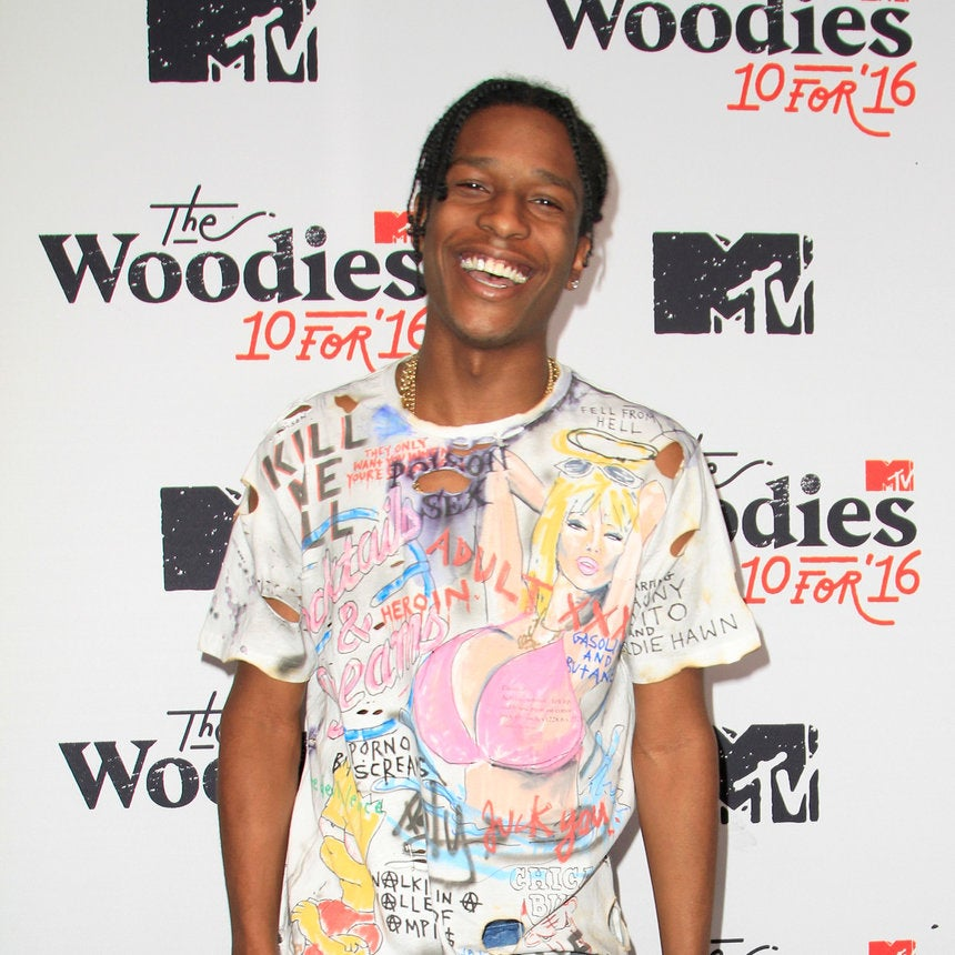 e47c44bea5e ASAP Rocky is the New Face of Dior Homme