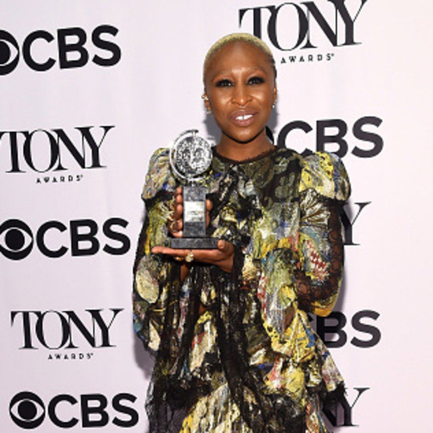Tony Award Winner Cynthia Erivo's Love of Fitness Is Total #Goals