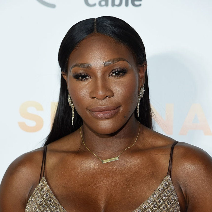 Serena Williams Brown Lip Is The Perfect Nude For Black