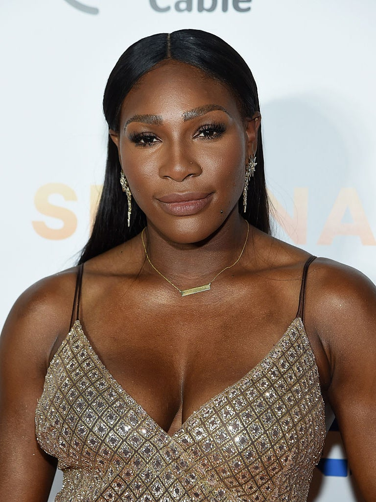 Serena Williams' Brown Lipstick Is The Perfect Nude For Black Women