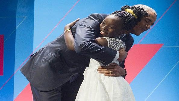 #BlackGirlMagic Took Over the United #StateofWomen Summit