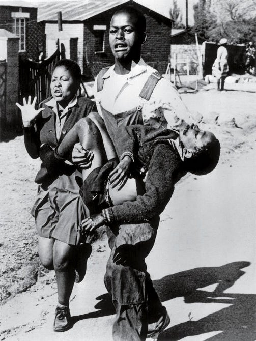 This Photo Galvanized the World Against Apartheid. Here's the Story Behind It