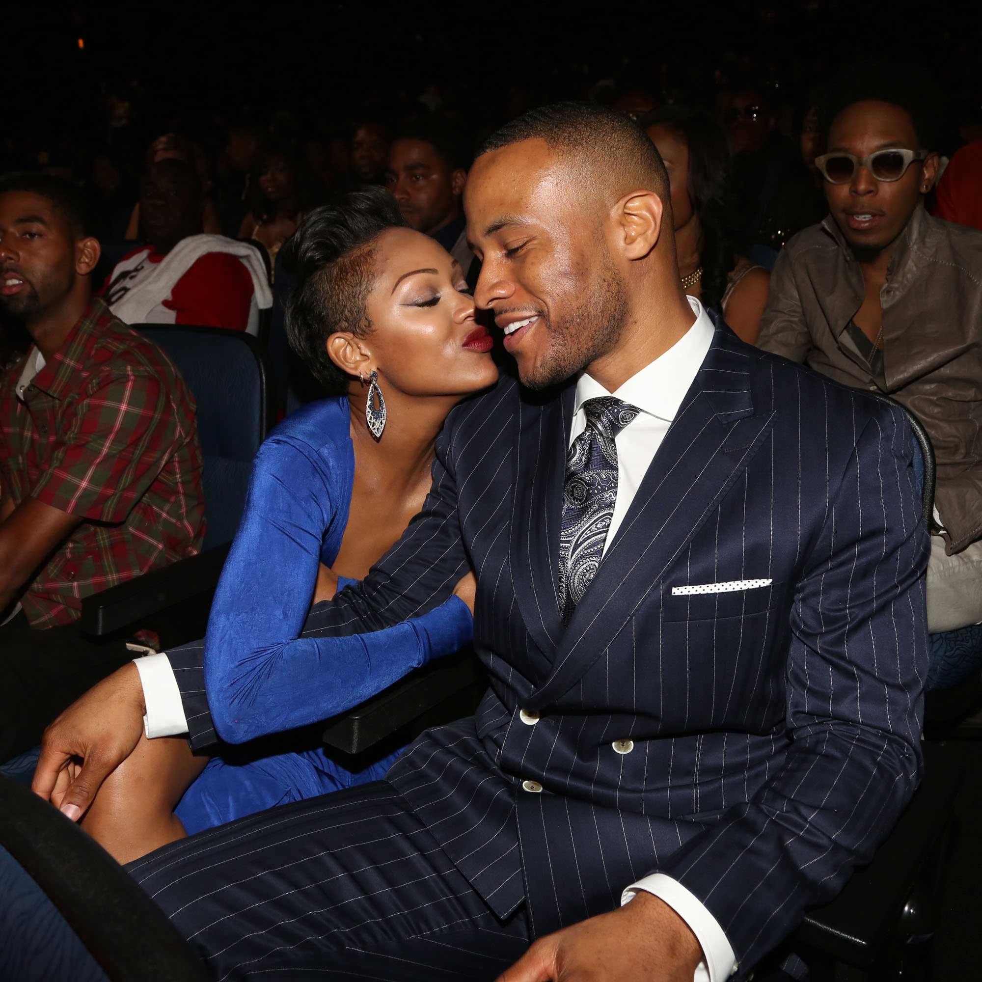 11 Photos Of Meagan Good And Devon Franklin That Capture Their Love Perfectly