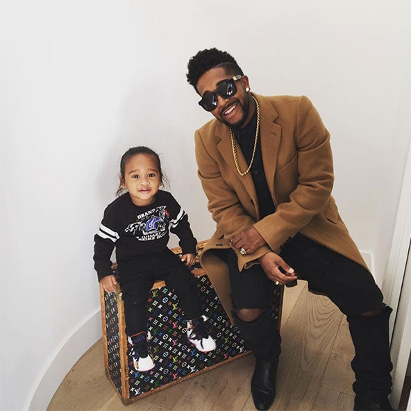 Omarion and Apryl Jones' Sweetest Family Photos - Essence