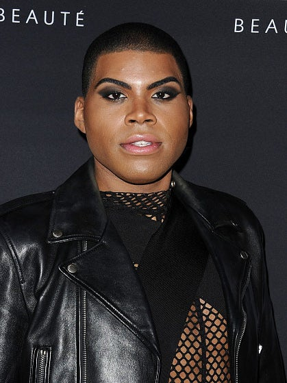 This Photo Of EJ Johnson and Laverne Cox Is Everything