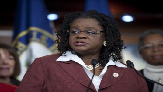 Black Congresswoman Proposes Bill to Drug Test Rich People Who Receive Tax Breaks