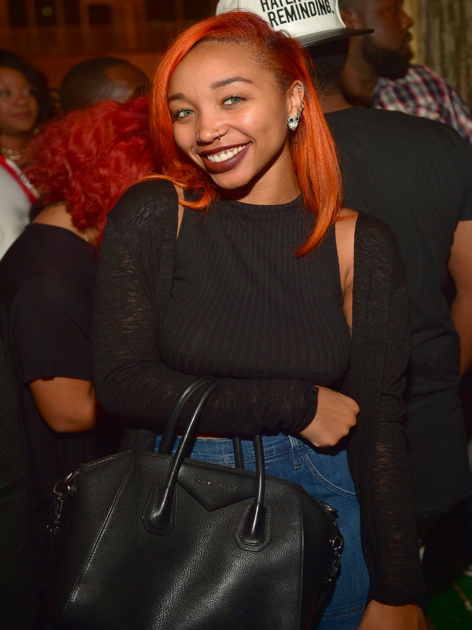 T.I. and Tiny's Daughter Zonnique Speaks Out on Airport Gun Arrest