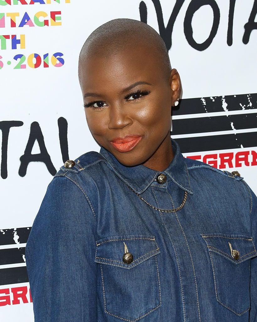 Singer V. Bozeman's Definition Of 'Black Girl Magic' Is Everything