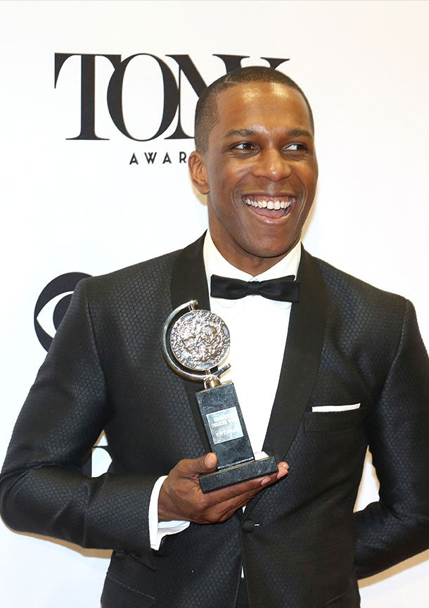 Tony Winner Leslie Odom Jr. to Exit 'Hamilton'