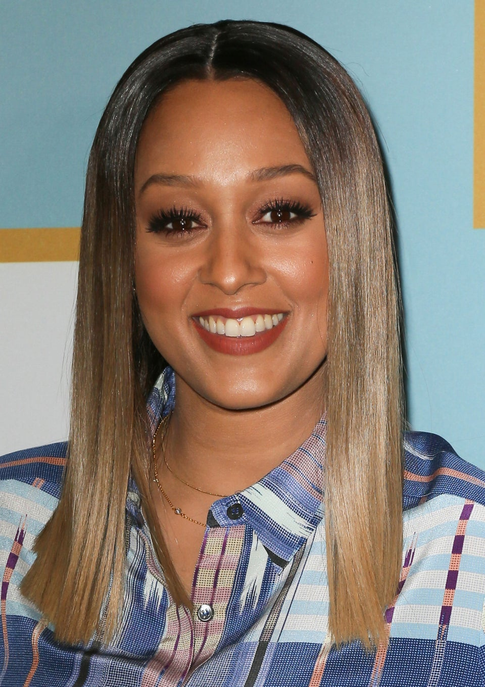 Tia Mowry Dishes Out Advice with the Help of Some Cool Friends on 'Mostly Mom' Podcast