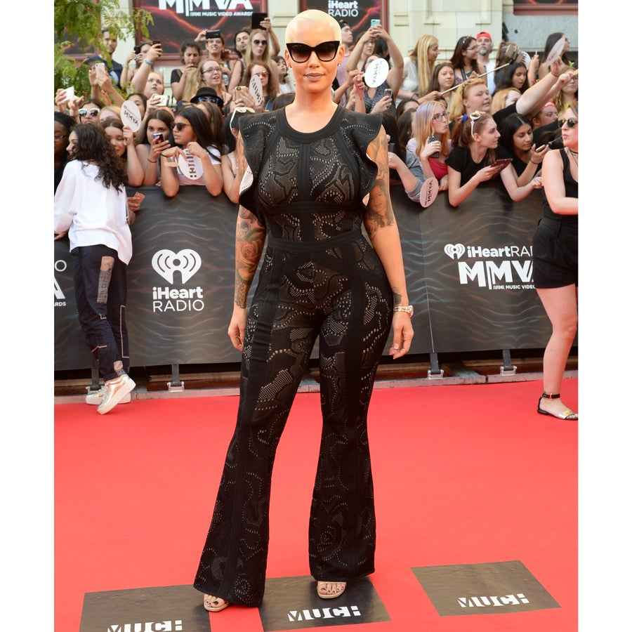 Amber Rose Wants To Give Away Dildos On Her New Show