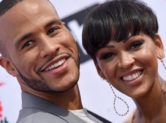 Meagan Good Hits The Beach In A To Celebrate Her Anniversary And Nearly Breaks Internet