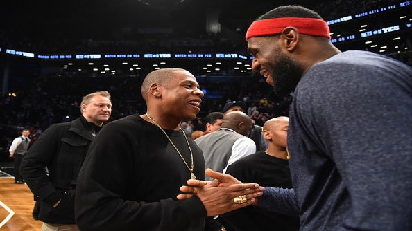 How Jay Z Motivated LeBron James for the NBA Finals Victory