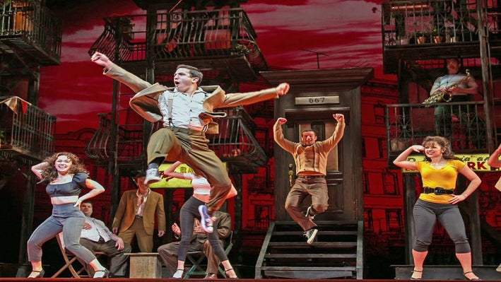 'A Bronx Tale' Is Headed To Broadway