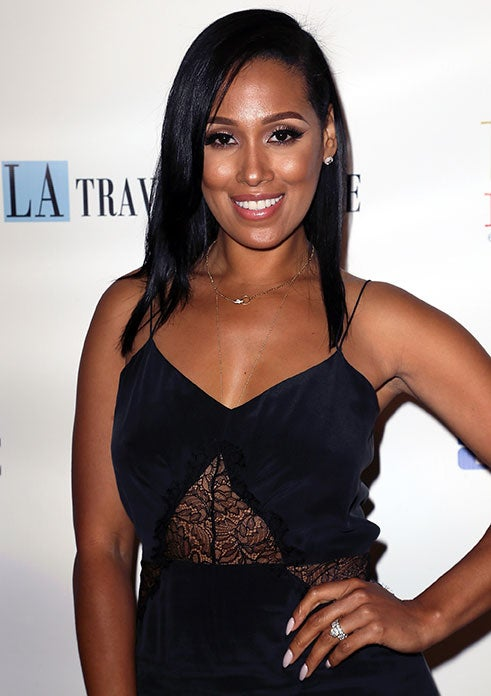 'WAGs' Star Sasha Gates discusses her natural hair and her new hair line